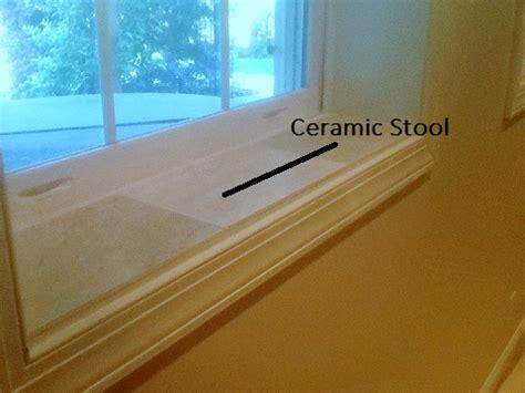 Window Stool by 51 Interior Window Stool Interior Window Trim Ideas