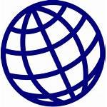 Globe Icon Svg Transparent Icons Background Wikimedia