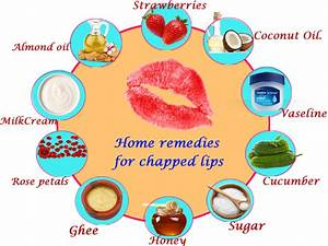 10 Home Remedies For Chapped Lips Best Cure For Dry Lips