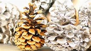 Weihnachtskranz Selber Machen : weihnachtsdeko selber machen mit tannenzapfen weihnachtsbaumdeko f r weihnachtskranz ~ Markanthonyermac.com Haus und Dekorationen