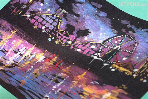 yasutomo niji pearlescent watercolor set  colors
