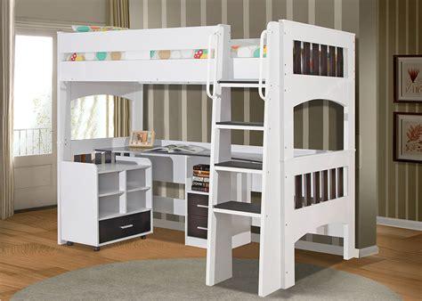 miami single loft bunk