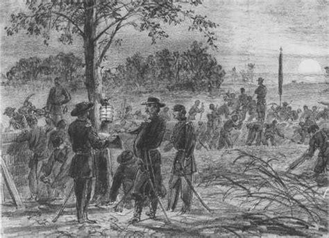 siege weldom national park civil war series the siege of petersburg