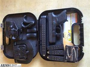 ARMSLIST - For Sale: Glock 26 Gen 4 with ammo and holster