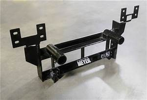 This New Meyer Oem Snow Plow Clevis Frame 11665 Is Used