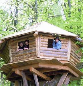 Cabane Dans Les Arbres Construction : plan cabane dans les arbres des mod les construire soi m me ~ Mglfilm.com Idées de Décoration