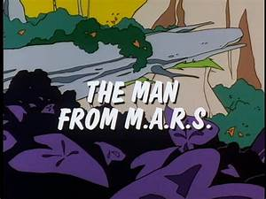 Image - The Man from MARS.png | Looney Tunes Wiki | FANDOM ...