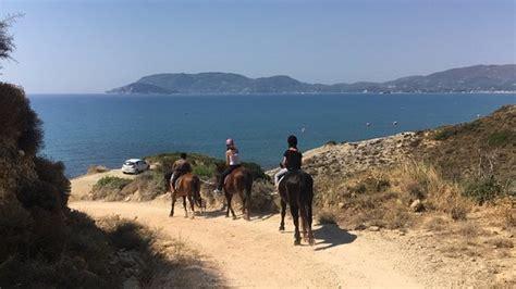 nanas horse riding kalamaki greece top tips