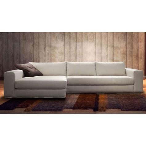 canapé d angle haut de gamme canapé d 39 angle tissu haut de gamme portofino par verysofa