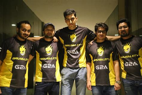 Team Brutality: Interview with the Indian eSports team