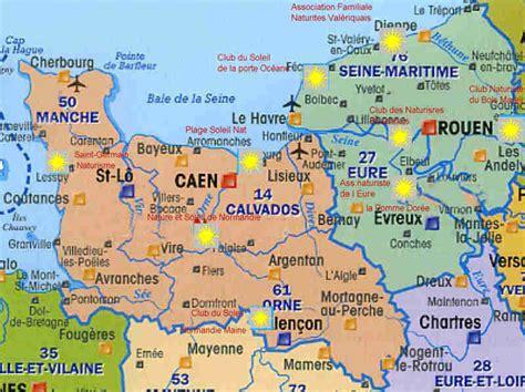 Carte Normandie Michelin by Carte Normandie Romanic Gallo Fr Normandie