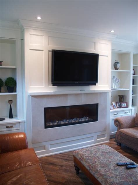 gas fireplace with built in cabinets metropolitan work house of fine carpentry