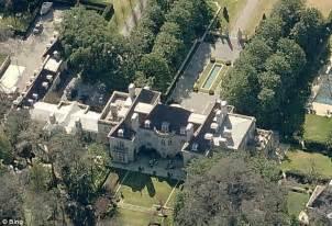 George Bush Dallas Home