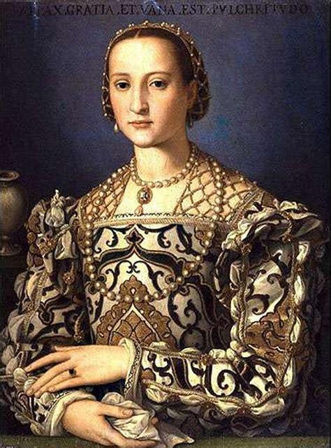Eleonora Da Toledo Agnolo Bronzino
