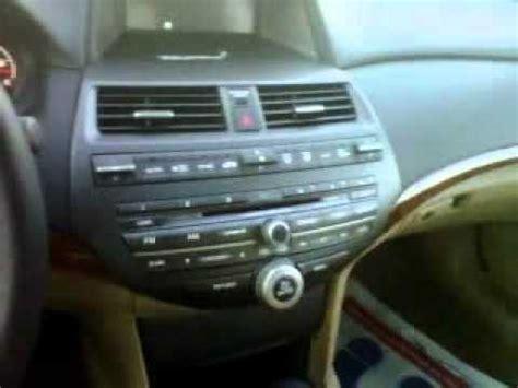 2011 Honda Accord Interior by 2011 Honda Accord Ex L Review Walk Around Drive