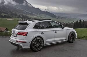 Audi Sq5 2018 : abt gives the new audi sq5 a neat makeover performancedrive ~ Nature-et-papiers.com Idées de Décoration