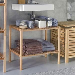 Petit Meuble Vasque : petit meuble sous vasque ~ Teatrodelosmanantiales.com Idées de Décoration