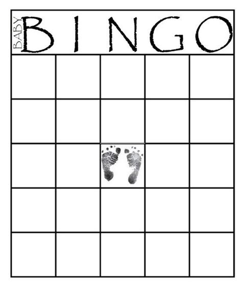 Baby Shower Bingo Free Printable by Free Baby Shower Bingo Cards Your Guests Will