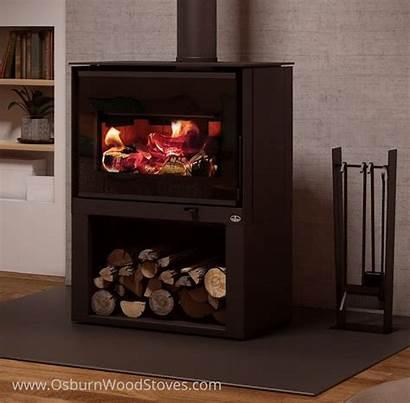 Stove Wood Osburn 2000 Inspire Fireplace Insert
