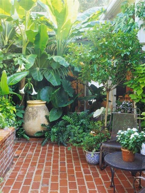 ways    small garden  big