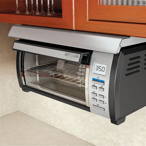 Counter Toaster Oven black decker tros1000d space maker counter toaster