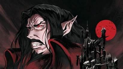 Castlevania Dracula Season Netflix Tv Series Diamond