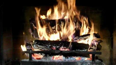 the best warm fireplace with crackling sounds
