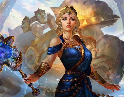 Deusa Hera - Mitologia Grega - Unebrasil