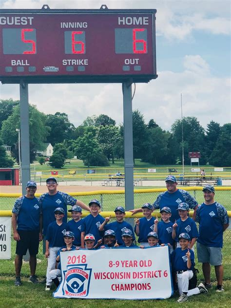 All of us at sparks insurance strive to maintain customer satis. Little Leaguers Of Kenosha