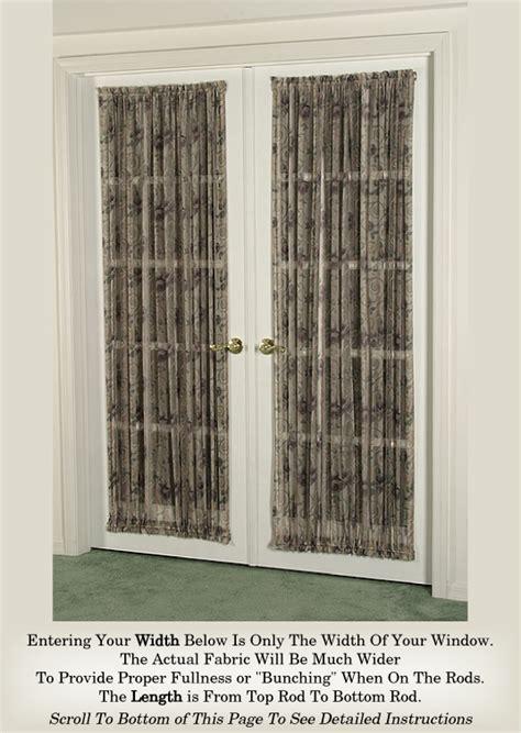 half curtains for doors curtain menzilperde net