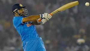 MS Dhoni surpasses Sachin Tendulkar in hitting most ODI ...