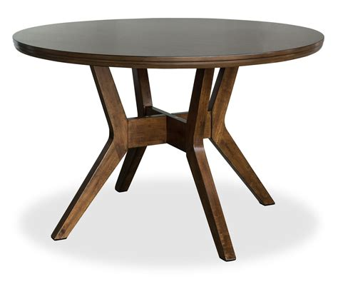 Chelsea 5Piece Round Dining Table Package with Beige