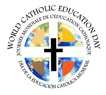 world catholic education day    red deer