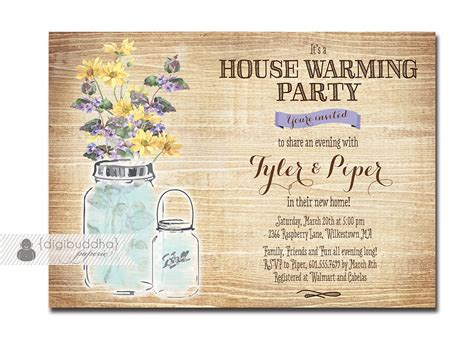 housewarming cards to print housewarming invitation template party invitation