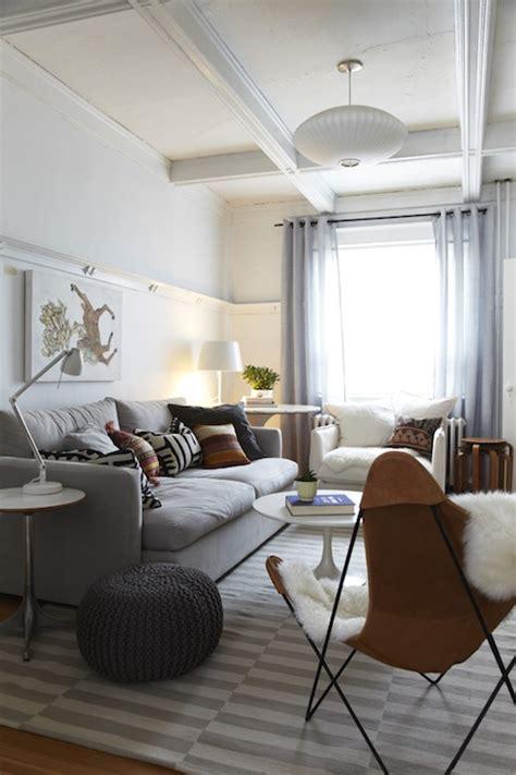 livingroom rug ikea stockholm rand rug contemporary living room russet and empire interiors