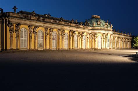 sanssouci palace state capital potsdam