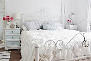20 all white bedroom design ideas With all white bedroom decorating ideas