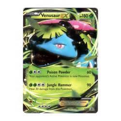 Pokemon Cards Venusaur Ex