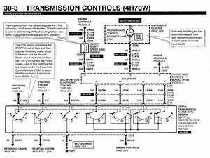 Ford Explorer Transmission Wiring Harness Diagram