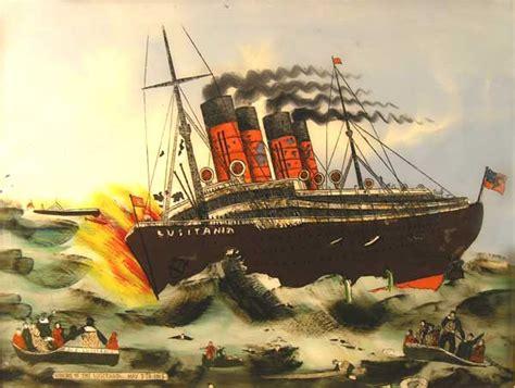 when did lusitania sink great eastern steamship 1853 1889