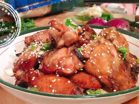 recettes cuisine asiatique recettes de cuisine asiatique et poulet