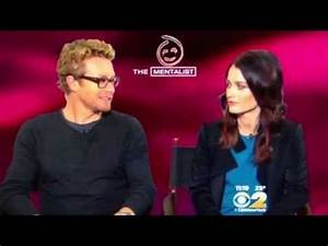 "Simon Baker and Robin Tunney full clip "" Stop Being So ..."