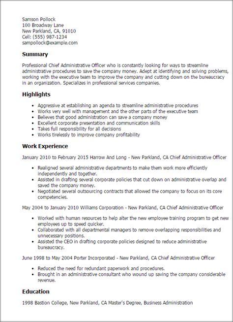 Resume Administrative Officer administrative officer resume bijeefopijburg nl
