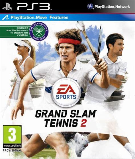 ea sports grand slam tennis  ps zavvi