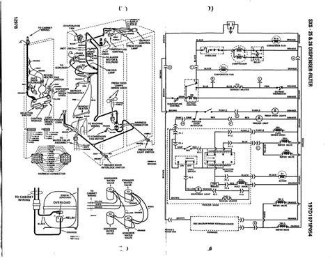 ge refrigerator wiring diagram untpikapps