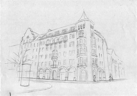 Haus Zeichnen Lernen by Haus Zeichnen Lernen Fassade Hauswand Schaufenster