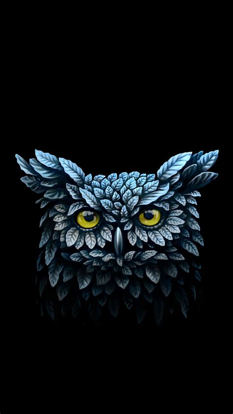 Owl Phone Wallpaper by 25 Best Cool Iphone 6 Wallpapers Backgrounds In Hd