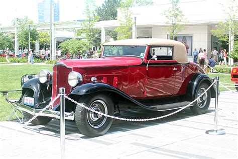 Classy 'old' Vehicles On Display