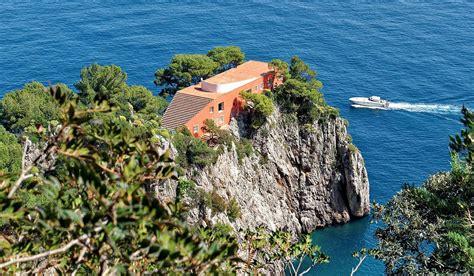 Schönste Haus Der Welt by Das Sch 246 Nste Haus Der Welt Villa Malaparte Italien De