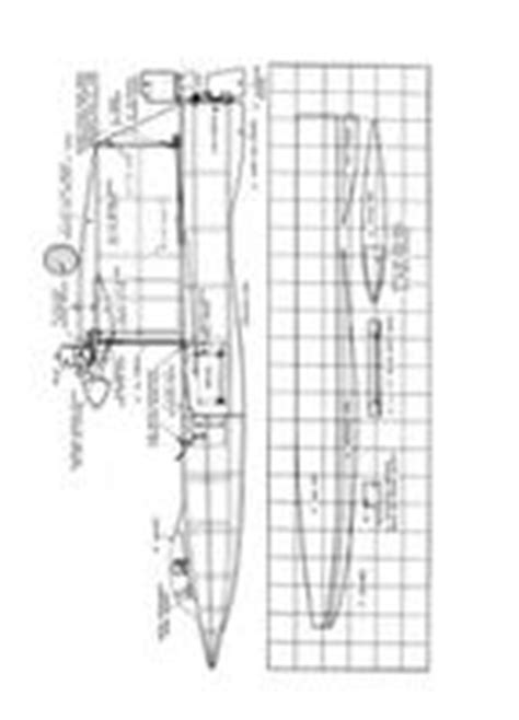 Model Hydrofoil Boat Plans by Hydrofoil Hydroplane Model Plans Rc Groups